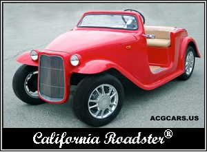 ACG California Roadster