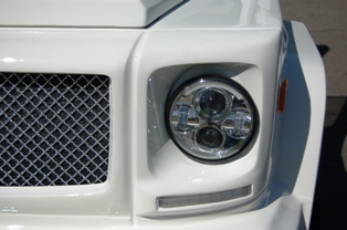 ACG EWagon NEV - Headlight