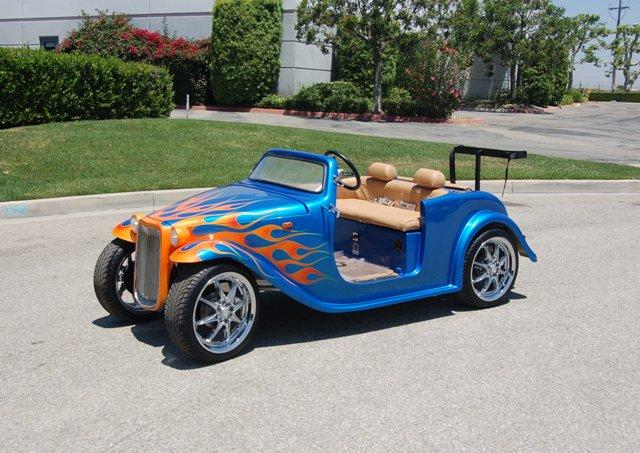 ACG California Roadster on