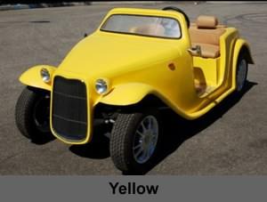 California Roadster on